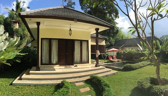 Suara Air Luxury Villa Ubud: Villa avec piscine privée