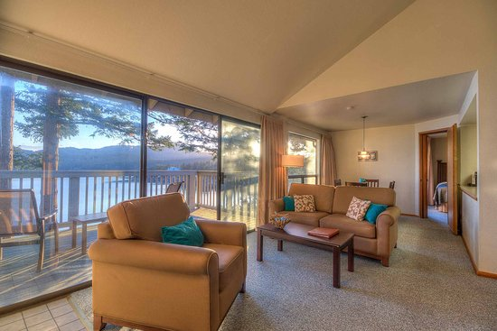 Eastsound, WA: Harborside Hearth Suite