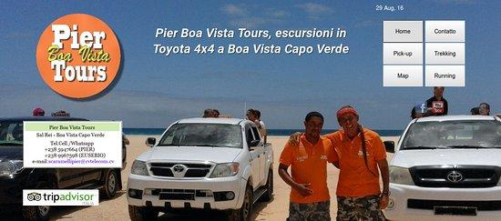 Pier Boa Vista Tours