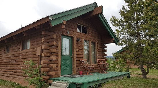 Clark, CO: Cabin where we stayed