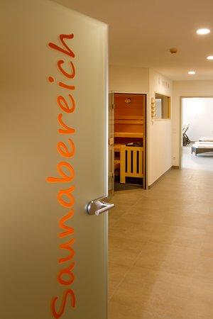 Schenkenzell, Germania: Saunabereich