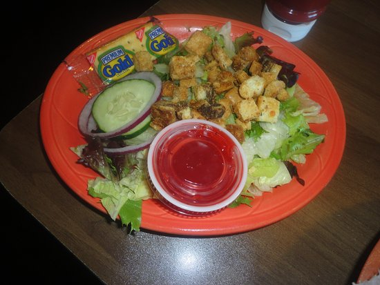 Adair, IA: House Salad