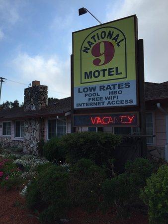 National 9 Motel: photo0.jpg