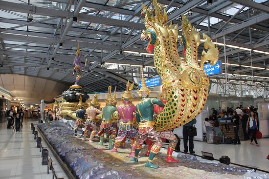 Bangkok Airport Transfers & Private Day Tours