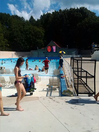 Buford, GA: wave pool