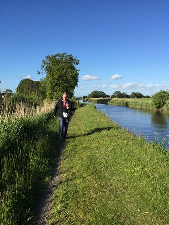 Burscough, UK: close to the Leed to Liverpool Canal