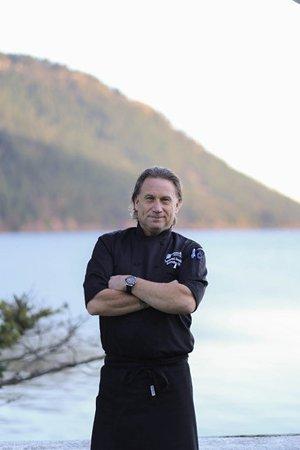 Eastsound, WA: Chef Raymond Southern
