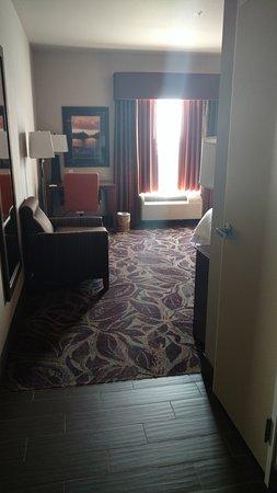 Эверетт, Вашингтон: Entrance to room