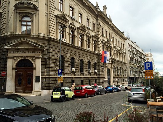 National Bank of Serbia Visitor Center