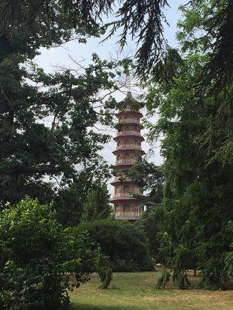 Kew, UK : August 2016