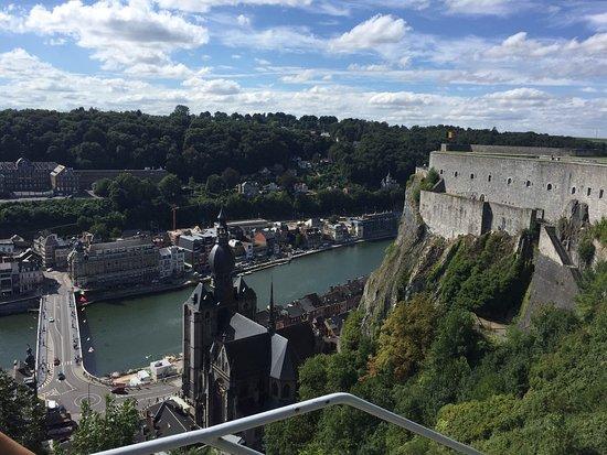 La Citadelle de Dinant