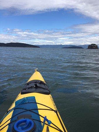 Anacortes, WA: Kayaking around Cypress