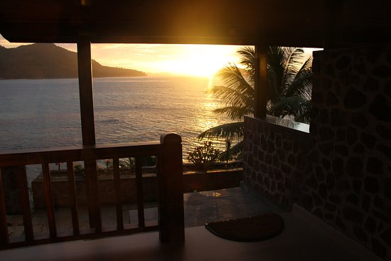 Victoria, Seychellen: Sunrise on Praslin