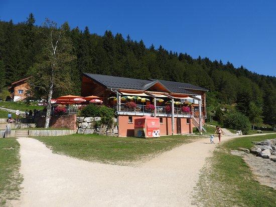 Les Rousses, Francia: Chalet du Lac