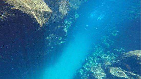 Ocean Underwater Light