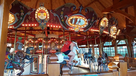 Pine Grove, PA: Very cool Carousel