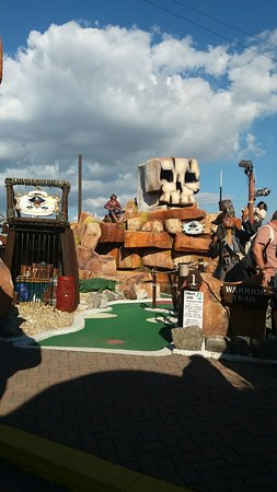 Treasure Island Golf