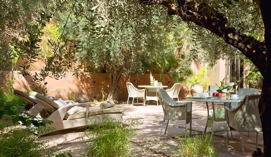 Tigmiza - Suites & Pavillons: spa