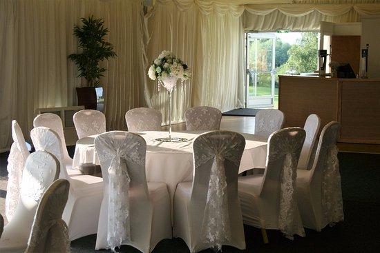 Forest Of Arden Marriott Hotel Country Club Wedding