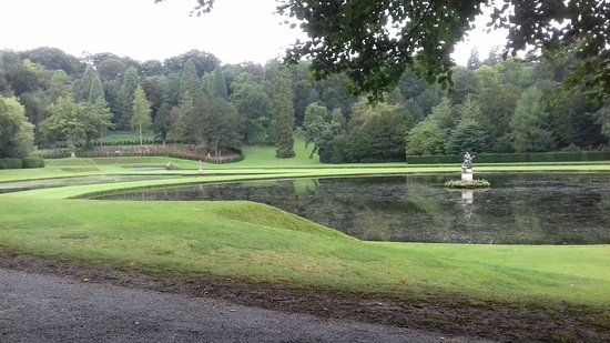 Fountains Abbey and Studley Royal Water Garden: water gardens