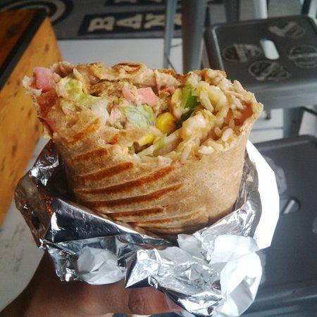 Oshawa, Канада: Best Burrito in Town!