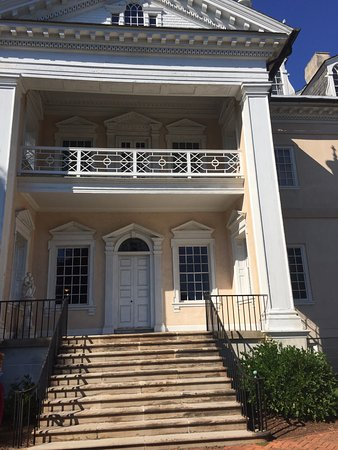 Towson, MD: mansion