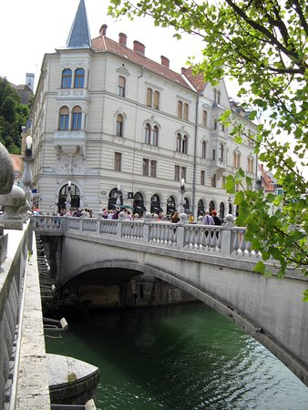 Puente Triple: drei brücken