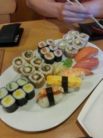 sushi kimph t miltenberg restaurant bewertungen fotos. Black Bedroom Furniture Sets. Home Design Ideas