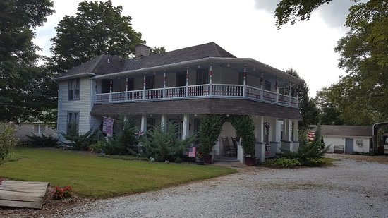 Ozark Country Inn Bed & Breakfast: 20160827_153119_large.jpg