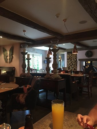 Lupton, UK: The Plough