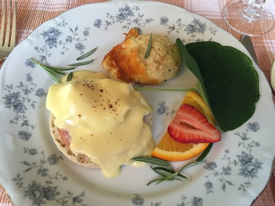 Nellysford, VA: Breakfast