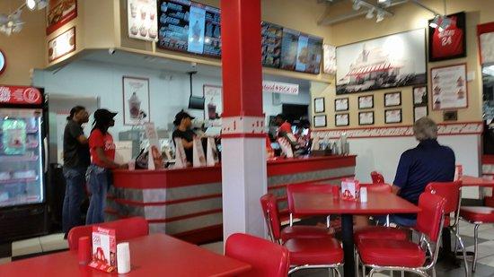 Milford, OH: Freddy's Frozen Custard & Steakburgers