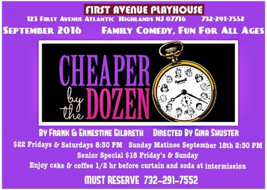 Atlantic Highlands, NJ: September Family Fun Comedy
