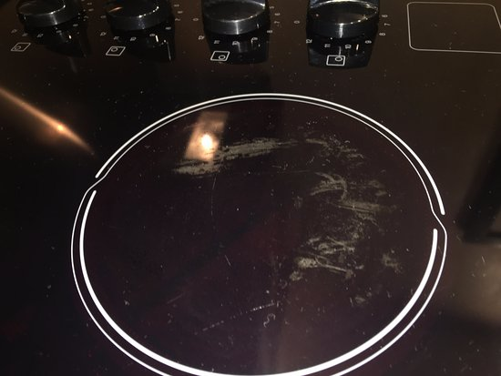 Signature at MGM Grand: Gross hotplate for kitchen