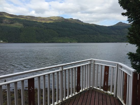 The Lodge on Loch Goil: photo2.jpg