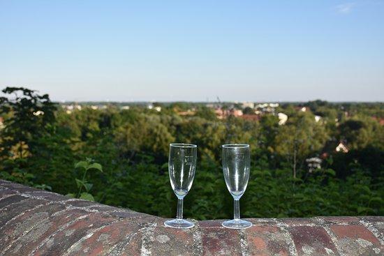 Altstadthotel Zieglerbraeu: Ausblick Richtung München