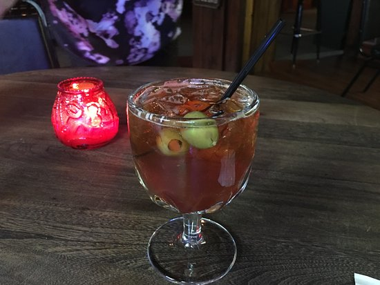 Land O' Lakes, WI: Muddled Old Fashioned
