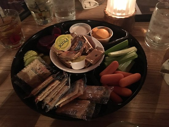Land O' Lakes, WI: Relish Tray
