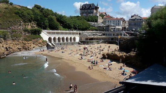 port vieux de biarritz picture of port vieux biarritz tripadvisor