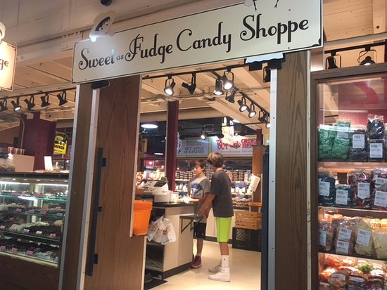 ‪Sweet As Fudge Candy Shoppe‬