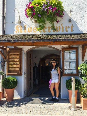 Alta Bavier, Alemania: Entrance