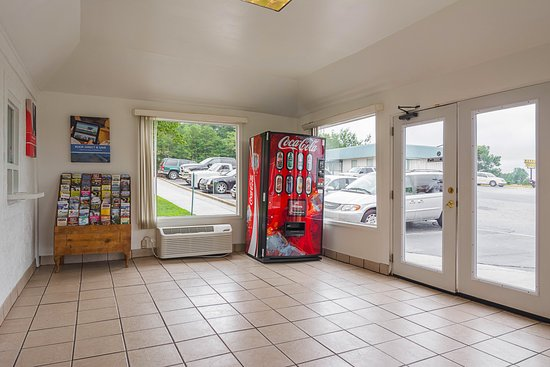 Motel 6 Gainesville: Vending