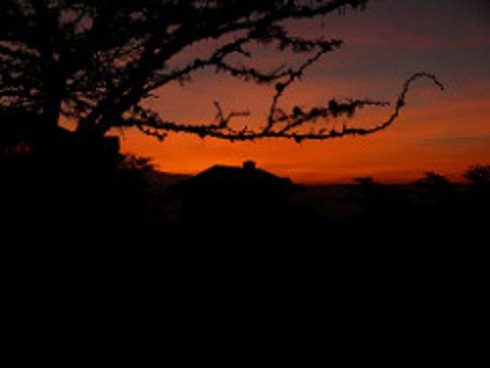 Great Rift Valley Lodge & Golf Resort: Sunset