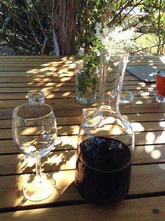 Massugas, France : Lovely wine