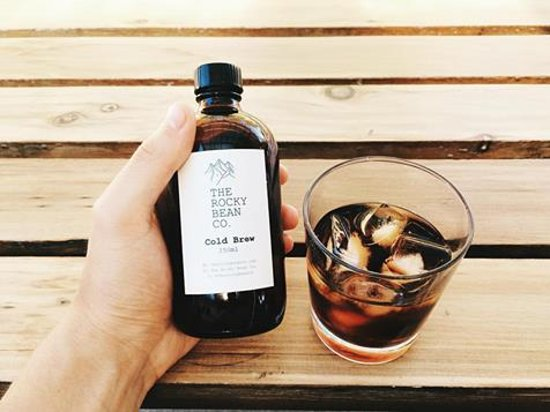 The Rocky Bean Co: Cold Brew