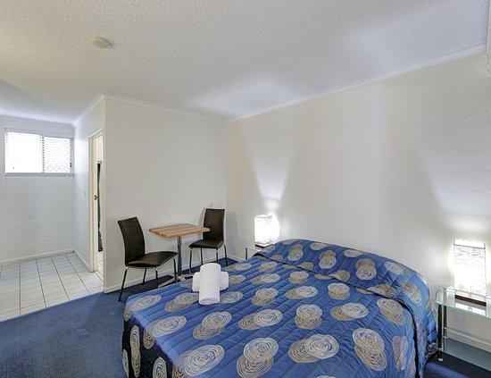 Alexandra Park Motor Inn: Queen Suite