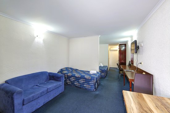 Alexandra Park Motor Inn: Twin Suite