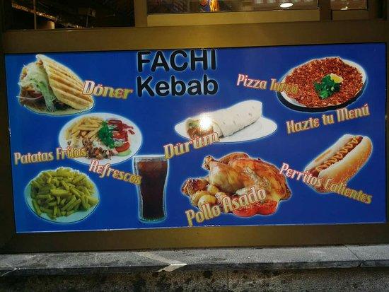 imagen Fachi Kebab en León