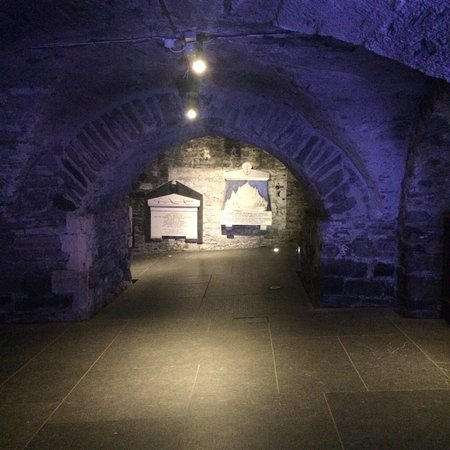 Christ Church Cathedral: The crypt