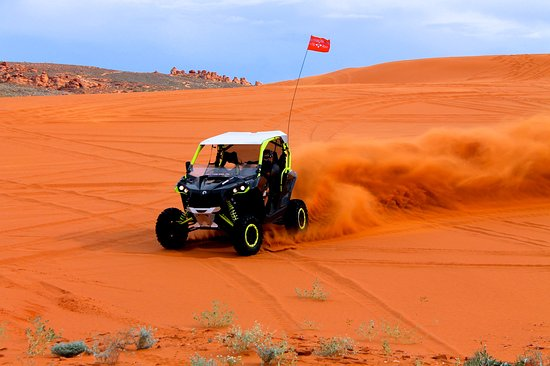 Hurricane, UT: Can Am 2 Seat Turbo